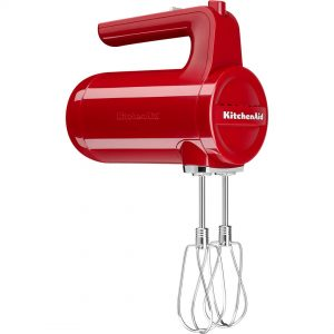 5KHMB732EER empire red kitchenaid rucni mixer
